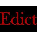 Edict - logo